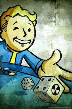 fallout vault boy #fallout