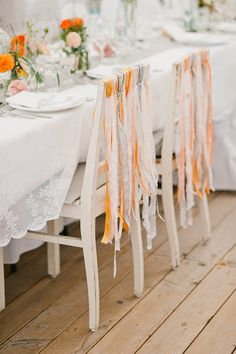 Summery wedding by Nadia Meli