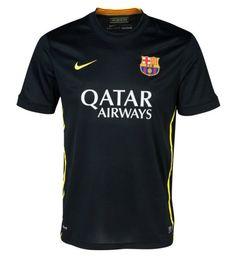 Barcelone 2013-2014 troisième extérieur maillots de football. maillot  football · Maillot AC MILAN 27de28e5301a2