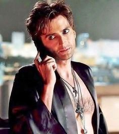 so sexy as Peter Vincent in Fright Night Peter Vincent, Sarah Jane Smith, John Mcdonald, Rose And The Doctor, Michael Sheen, Broadchurch, Fright Night, Jessica Jones, Tenth Doctor
