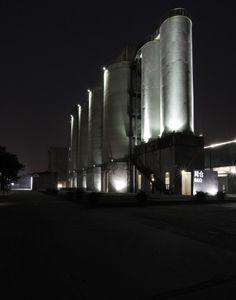 SZ-HK Biennale-Silo Reconversion / O-OFFICE Architects