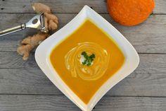 ako pripravit tekvicovu polievku