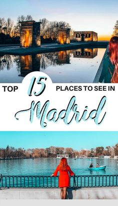 Madrid Top 15 places to see