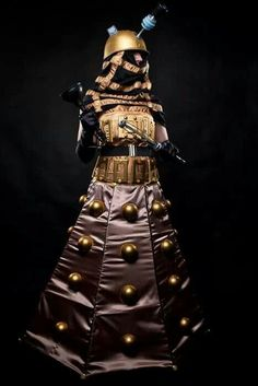 Dalek Cosplay - Doctor Who