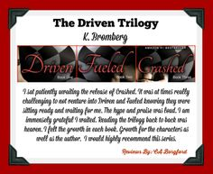 K. Bromberg - The Driven Trilogy