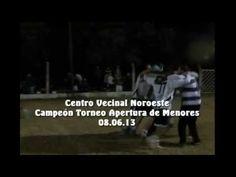 Definición por penales en el partido disputado el 08 de Junio de 2013 entre los equipos de Centro Vecinal Noroeste y Maxi Gomas por la Final del Torneo de Menores Apertura 2013 en el Fútbol Amateur de Sociedad Sportiva Devoto
