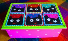 Caja de Té by rebeca maltos, via Flickr