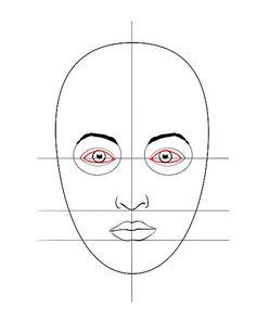 Ein Gesicht zeichnen