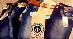 Acabou de chegar! Calças jeans maravilhosas da Opnnus na Container Outlet T. Otoni! Venha conferir!  #VemProContainer #ContainerOutlet #ModaFeminina #Grandesmarcas #PequenosPreços
