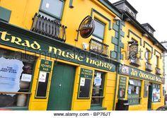 The Dingle Pub, Main Street, Dingle, County Kerry, Munster ...