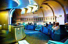 Spaceship Earth at Disney's EPCOT.