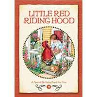 SU Little Red Riding Hood Storybook Birthday Card