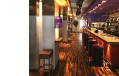 Bar Backbar Mixed Wooden Floor- Design Beers Brickworks