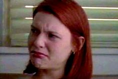 Claire Danes even had ugly cry face in My So-Called Life?!