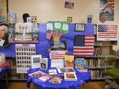 Library Displays: Constitution Day