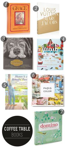A great 'set' of books! Stylish Books for the Home || PinQue Blog