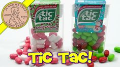 Tic Tac Candy Cane & Cherry Apple Twist, Christmas In July!  #TicTacCandy #TicTacCandyAppleTwist #ChristmasInJuly