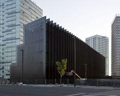 Edificio de oficinas en L'Hospitalet, Bcn de RCR arquitectes