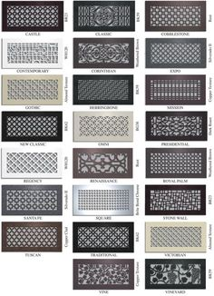 Vent Covers Unlimited ~ Custom Metal Registers and Air Return Grilles Home Upgrades, Home Renovation, Home Remodeling, Air Vent Covers, Floor Vent Covers, Radiator Cover, Custom Metal, Home Repair, Home Projects
