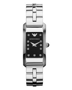 Emporio Armani Women's Stainless Steel Watch