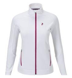Peak Performance Women's Golf Hillside Mid-Layer Jacket #vermontfashion