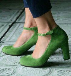 De 10+ beste afbeeldingen van Groene schoenen   groene