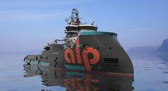 Image result for rc anchor handling tug plans