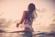 You may forget the waves but you'll never forget the feeling