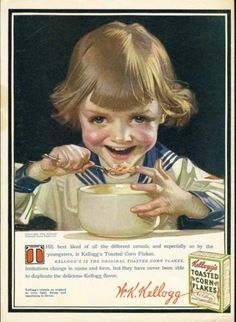 KELLOGGS-CEREAL-AD-1916-by-J-C-Leyendecker-CORN-FLAKES