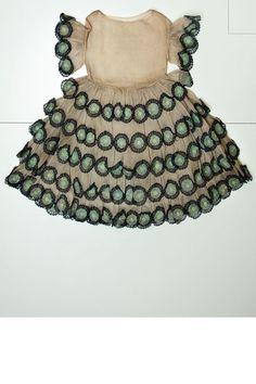 Jeanne Lanvin retrospective at the Palais Galliera – in pictures Jeanne Lanvin, Vogue Vintage, Vintage Fashion, 20s Dresses, Girls Dresses, Suzy, Alexander Mcqueen Savage Beauty, Palais Galliera, Little Girl Dresses