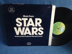 RARE Vintage Music From Star Wars Performed By by sweetleafvinyl