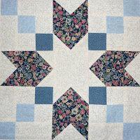 Kathy's Quilts: Saturday Sampler #7