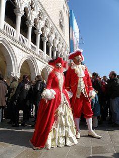 Carnaval en Venecia 2011 (Carnival in Venice)