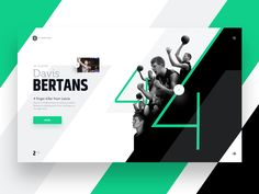 DB 44 Landing page designed by Petar Vasiljevic 🏀. Connect with them on Dribbble; the global community for designers and creative professionals. Landing Page Inspiration, Banner Design Inspiration, Web Banner Design, Web Banners, Ui Design Patterns, Ad Design, Layout Design, Learn Web Design, Best Web Design