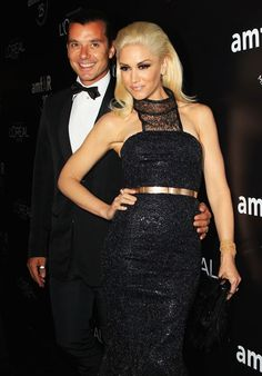 Now that Heidi & Seal are no more, these 2 have become my fav celebrity couple. Gorgeous, Gwen!