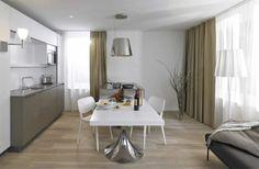 efficiency apartment for senior Best Interior, Interior Design, Studio Apt, Serviced Apartments, Apartment Design, Kitchen Design, Furniture Design, Philippe Starck, Design Concepts