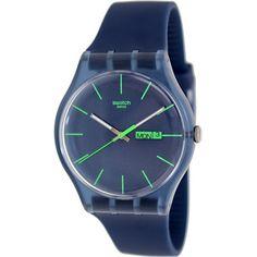 SUON700 SWATCH BLUE REBEL Erkek Kol Saati Modelimizi N11'de Bulunan NovaSaat Mağazamızdan Satın Alabilirsiniz.