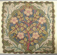 William Morris Cushion Cover Cooper Hewitt