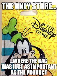 Just going into The Disney Store was magic enough: | 27 Memes All '90s Kids Will Totally Relate To
