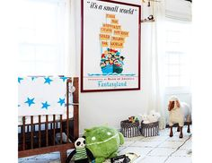 Nontraditional Eclectic Nurseries