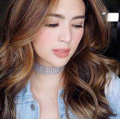 Julie Ann, Filipina, San Jose, Curly Hairstyle, Beautiful Ladies, Japanese Girl, Pretty Face, Asian Beauty, Makeup Ideas