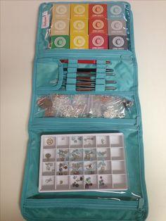 Origami Owl in a Thirty One Bag #origamiowl  www.mythirtyone.com/322454