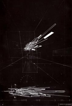 visicert:Gordon Yung - Proximity + Architecture, drawing of...