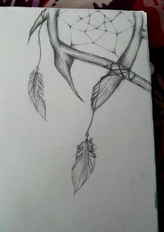 dream_catcher_sketch_by_mayakaboom-d4kyvtn.jpg (752×1063)