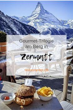 Zermatt ist eine allseits bekannte Gourmet-Destination. Mit über 100 Restaurants hat man wirklich die Qual der Wahl. Wir kosten uns im Chaletdorf Findeln durch 42 Gault Millau Punkte…