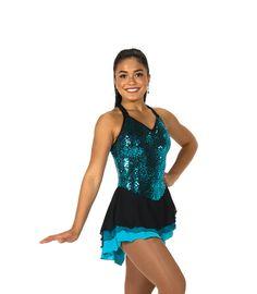 Jerry's Figure Skating Dress 83 - Sequinette
