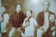 The picture is of a Chinese immigrant family who immigrated to America during the nineteenth century. It can be found at: https://kareninhonolulu.wordpress.com/tag/waipahu-plantation-village/ However, if you click the visit site button, you will be taken to a very informative overview of Chinese immigration to America during the 1800s.