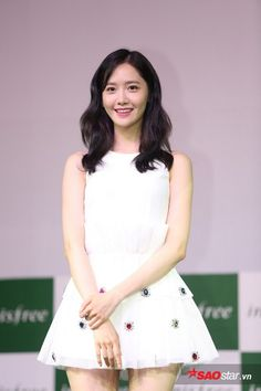 Check out SNSD YoonA's pictures from Innisfree Fiesta in Vietnam