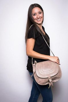 Brooke Shoulder Bag (Purple) by Pink Corporation | ilovehandbags ...