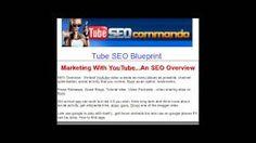 Tube SEO Blueprint Video 5 SEO...    http://ytviralonline.com/